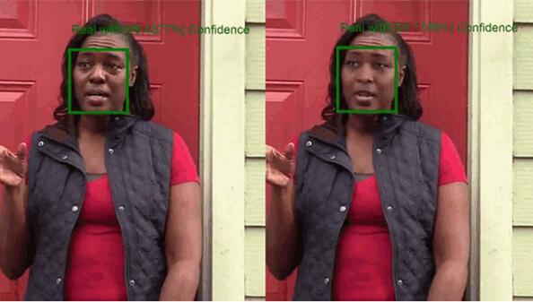 引用:ディープフェイク対策ツール「Video Authenticator」の活用